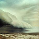 Change of Season, 11 x 18, pastel © Bernadette E. Kazmarski